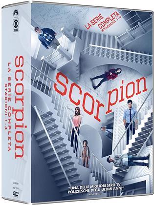 Scorpion - Collezione Completa - Stagioni 1-4 (24 DVD)
