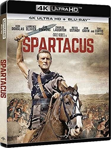 Spartacus (1960) (4K Ultra HD + Blu-ray)