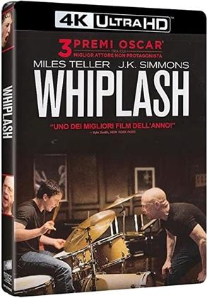 Whiplash (2014) (4K Ultra HD + Blu-ray)