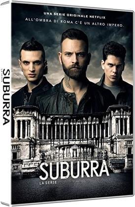Suburra - La Serie - Stagione 2 (3 DVDs)