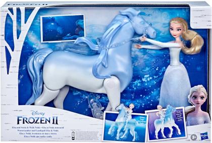 Frozen 2 Wasserzauber und - Landspass Elsa & Nokk,