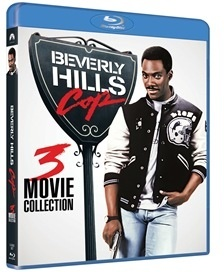 Beverly Hills Cop - 3- Movie Remastered Collection (3 Blu-rays)