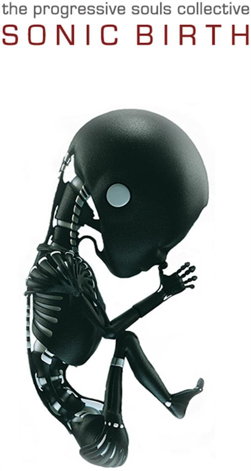 The Progressive Souls Collective - Sonic Birth (Digipack)