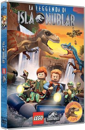 LEGO: Jurassic World - La leggenda di Isla Nublar - Mini-Serie (2 DVDs)