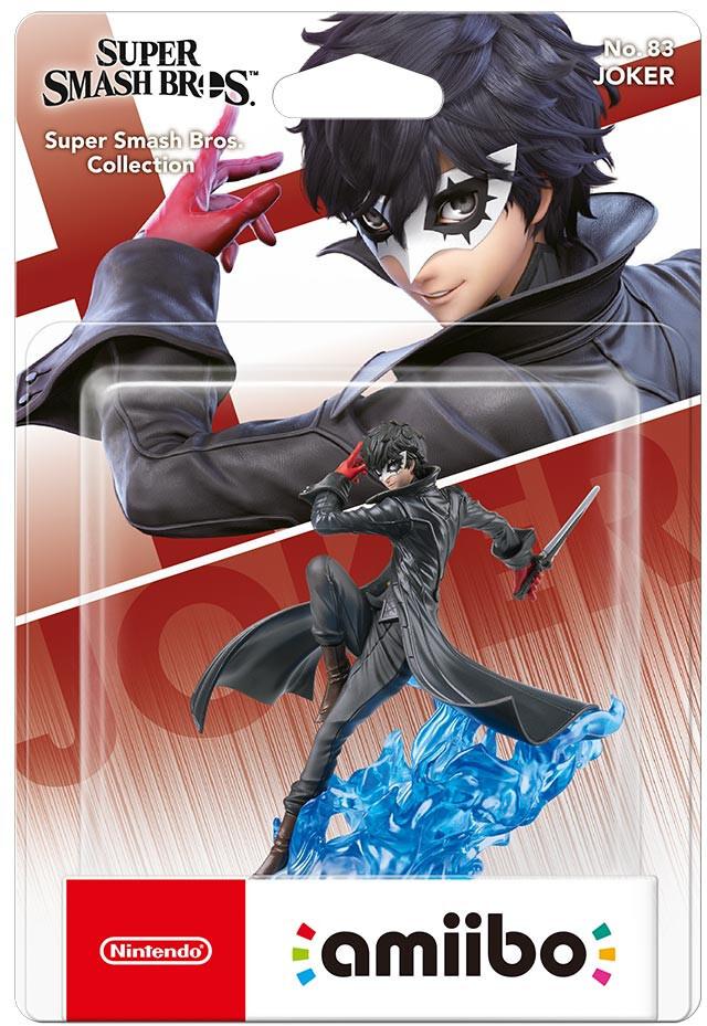 amiibo Joker - Super Smash Bros. Collection
