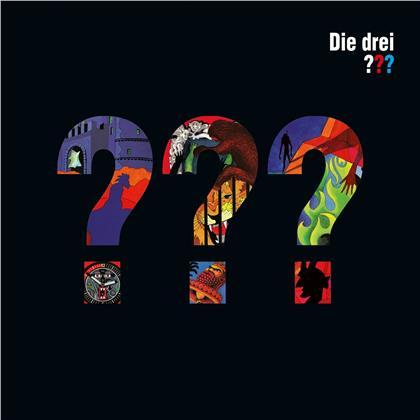 Die Drei ??? - Die ??? Vinyl-Box (Folgen 11 - 20) (Picture Disc, 10 LPs)