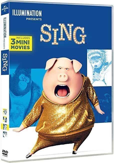 Sing (2016) (Repackaged)