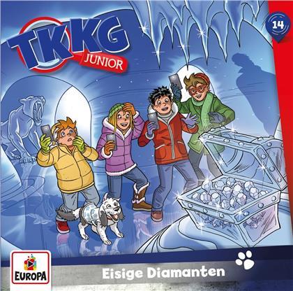 TKKG Junior - 014/Eisige Diamanten