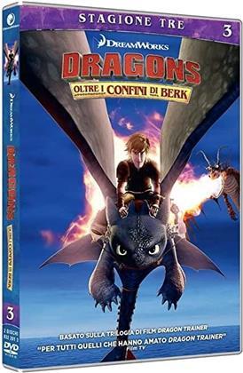 Dragon Trainer - Oltre i confini di Berk - Stagione 3 (2 DVDs)