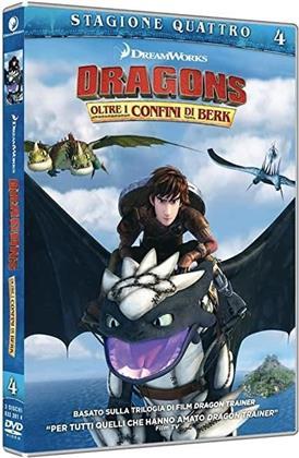 Dragon Trainer - Oltre i confini di Berk - Stagione 4 (2 DVDs)