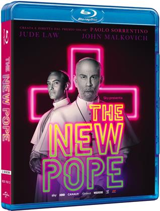 The New Pope - Stagione 2 (3 Blu-rays)