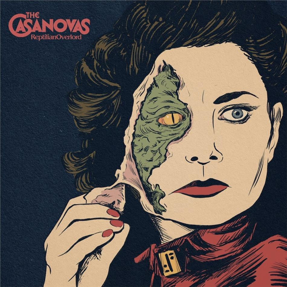 The Casanovas - Reptilian Overlord (LP)