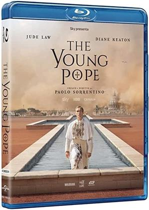 The Young Pope - Stagione 1 (Neuauflage, 4 Blu-rays)