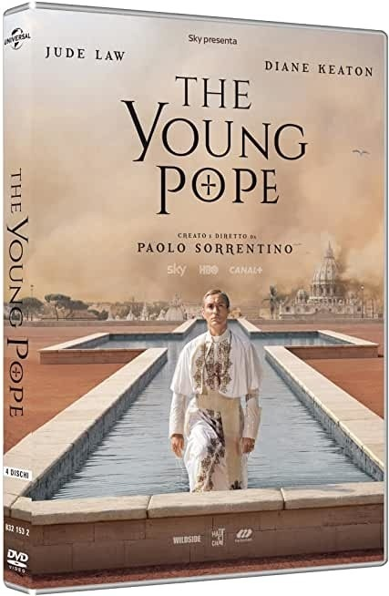 The Young Pope - Stagione 1 (Neuauflage, 4 DVDs)
