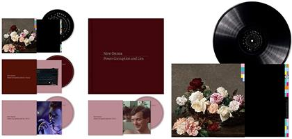 New Order - Power Corruption and Lies (Definitive Edition, LP + DVD + CD)