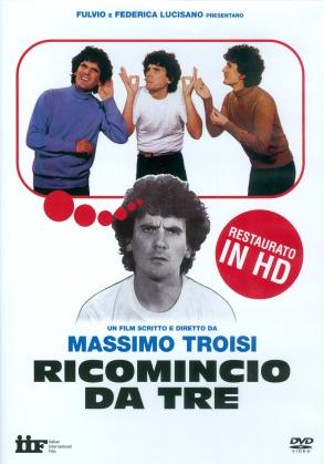 Ricomincio da tre (1981) (Neuauflage)
