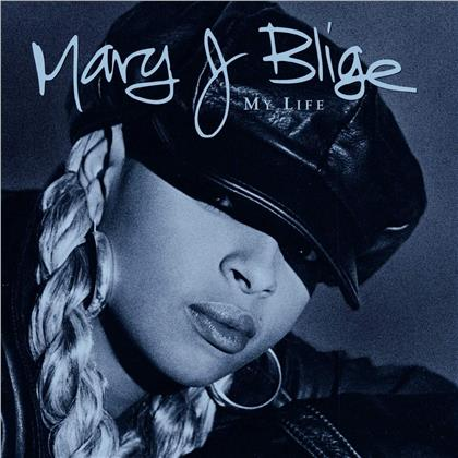 Mary J. Blige - My Life (2020 Reissue, Motown, 2 CDs)