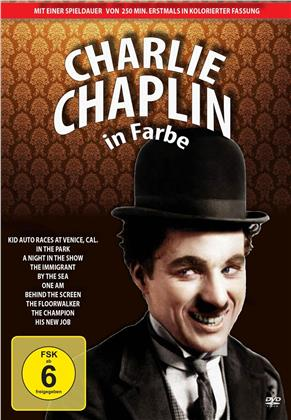 Charlie Chaplin in Farbe - Edition 1 (3 DVDs)