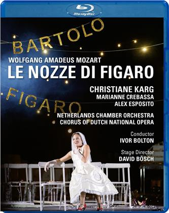 Netherlands Chamber Orchestra & Chorus of Dutch National Opera - Le Nozze di Figaro - Wolfgang Amadeus Mozart