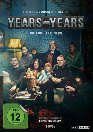 Years and Years - Die komplette Serie (Arthaus, 3 DVDs)