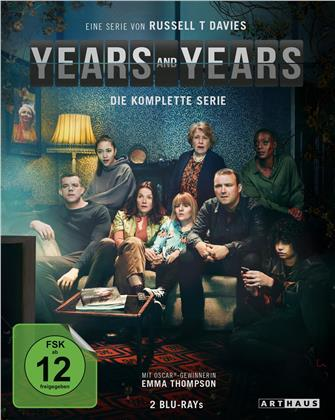 Years and Years - Die komplette Serie (2 Blu-rays)