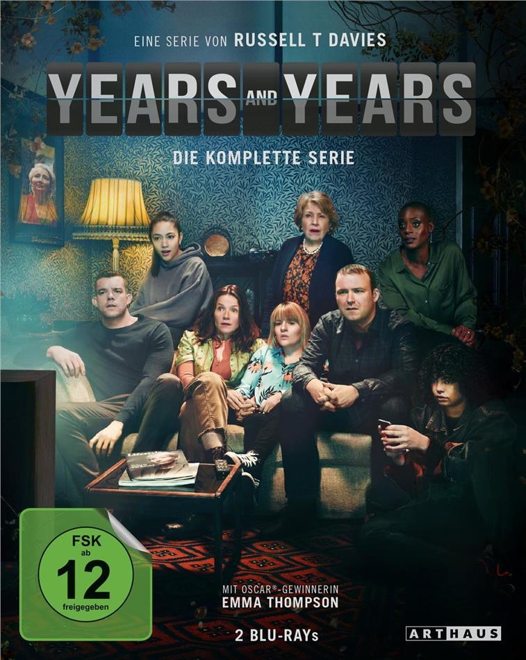 Years and Years - Die komplette Serie (2 Blu-rays)
