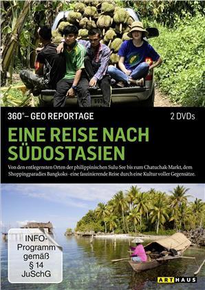 Eine Reise nach Südostasien - 360° - GEO Reportage (Arthaus, 2 DVDs)