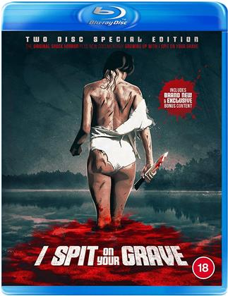 I Spit On Your Grave (1978) (Special Edition, 2 Blu-rays)