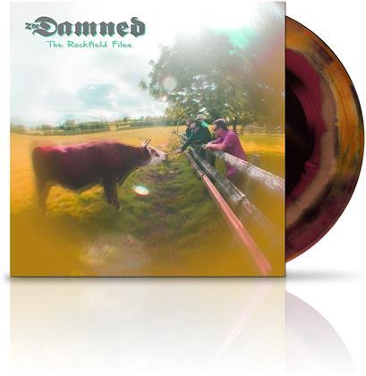 The Damned - Rockfield Files (Black/Brown/Purple Swirl Vinyl, LP)