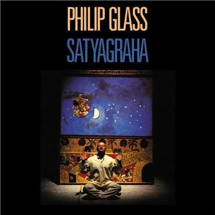 Philip Glass (*1937) - Satyagraha (Music On Vinyl, 2020 Reissue, Deluxe Boxset, 3 LPs)