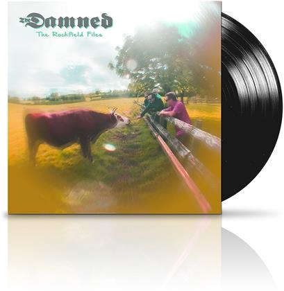 """The Damned - Rockfield Files (12"""" Maxi)"""