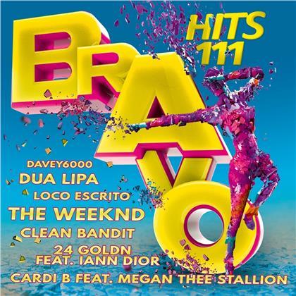 Bravo Hits Vol. 111 (2 CDs)