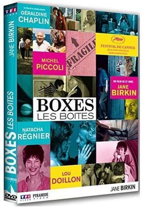 Boxes - Les boîtes