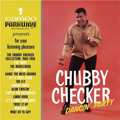 Chubby Checker - Dancin' Party: The Chubby Checker Collection (1960 - 1966) (LP)