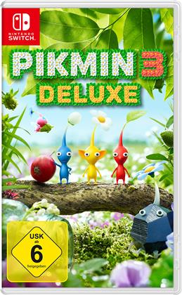 Pikmin 3 Deluxe (German Edition)
