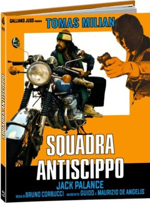 Squadra antiscippo (1976) (Cover A, Limited Edition, Mediabook)