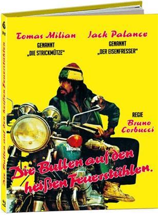 Die Bullen auf den heissen Feuerstühlen (1976) (Cover C, Limited Edition, Mediabook)