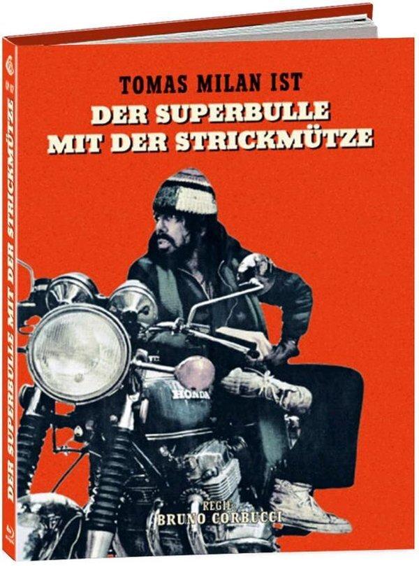 Der Superbulle mit der Strickmütze (1976) (Cover D, Limited Edition, Mediabook)