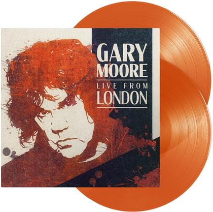 Gary Moore - Live From London (Colored, 2 LPs)