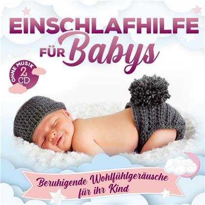 Naturklang - Einschlafhilfe für Babys (2 CDs)