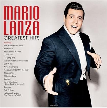 Mario Lanza - Greatest Hits (Not Now, LP)