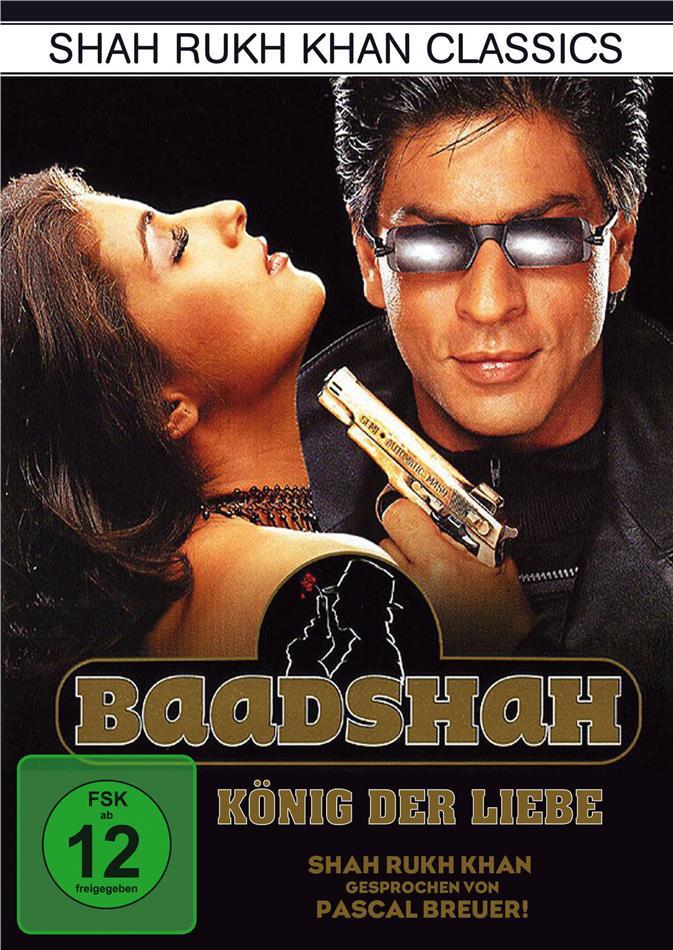 Baadshah - König der Liebe (1999) (Shah Rukh Khan Classics)