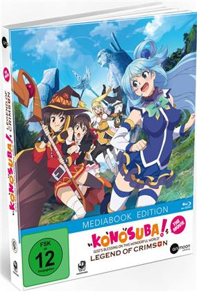 Konosuba - Legend of Crimson - The Movie (2019) (Limited Edition, Mediabook)
