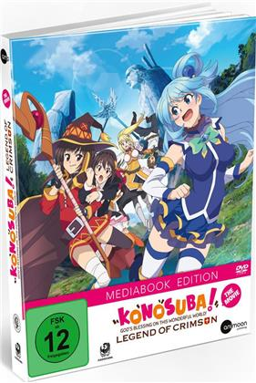 Konosuba - Legend of Crimson - The Movie (2019) (Edizione Limitata, Mediabook)