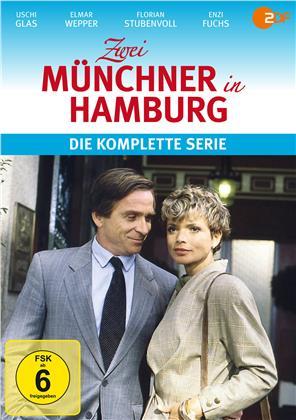 Zwei Münchner in Hamburg - Die komplette Serie - Staffeln 1-3 (12 DVD)