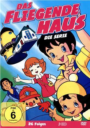Das fliegende Haus - Die Serie (3 DVDs)