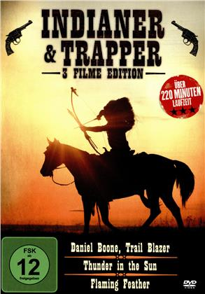 Indianer & Trapper - 3 Filme Edition
