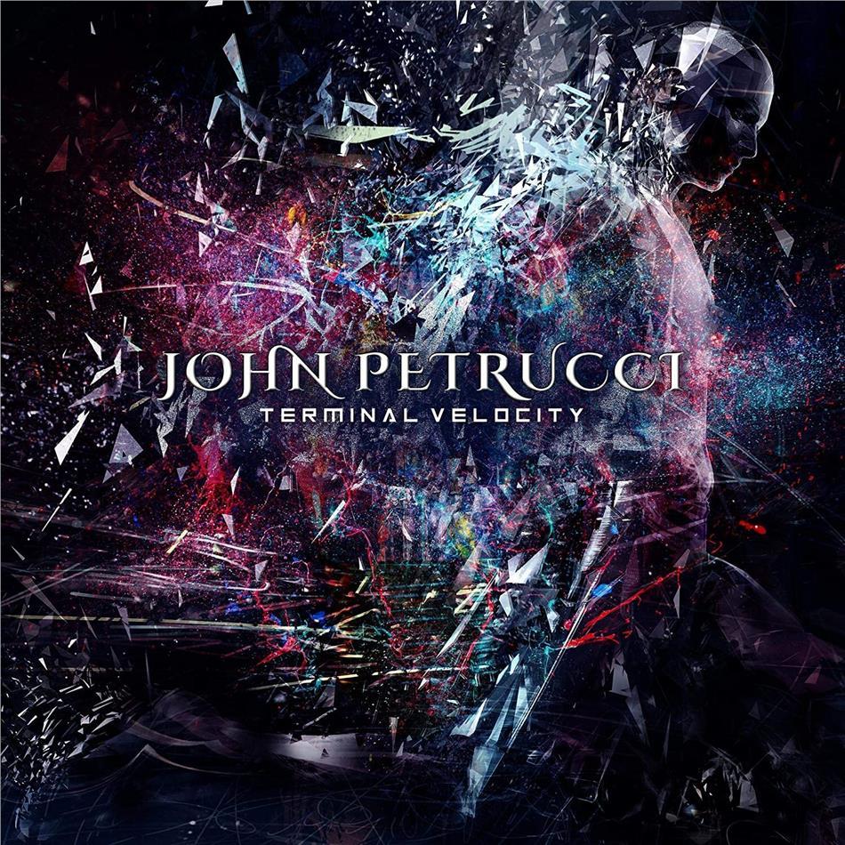 John Petrucci (Dream Theater) - Terminal Velocity (Digipack)