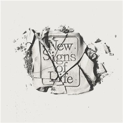 Death Bells - New Signs Of Life (Limited Edition, Smoke Vinyl, LP)