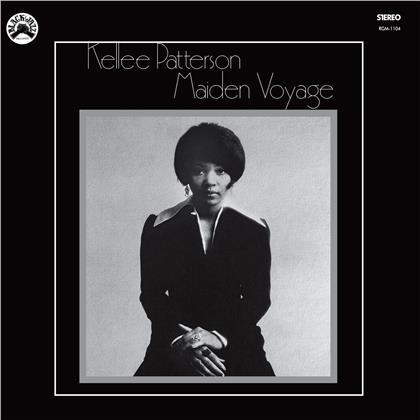 Kellee Patterson - Maiden Voyage (2020 Reissue, Real Gone Music, Remastered, LP)
